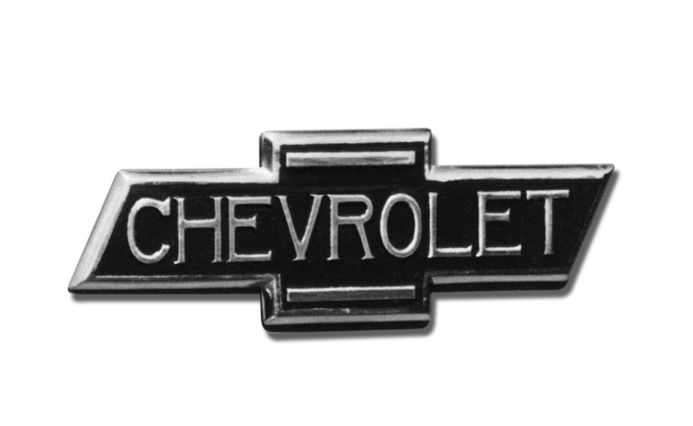 Chevy Official Website 100-year evolution of Chevrolet's 'bowtie' logo